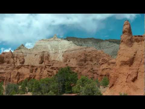 USA Kodachrome Basin state park (Utah) (hd-video).mp4