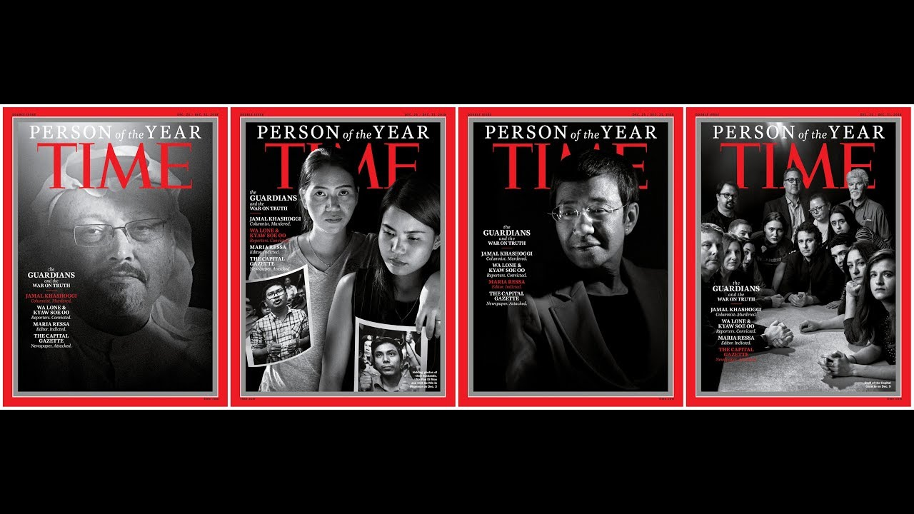'The Guardians' named Time person of the year
