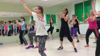 "Zumba® Fitness ""REMEDY"", ZIN 59, Dancehall"