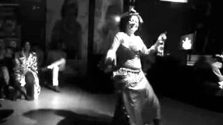 Mônica Mabel - shaabi no belly dance Night - 2014