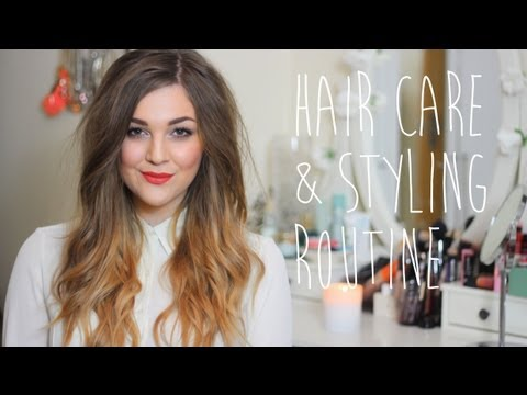 Hair Care and Styling Routine   I Covet Thee