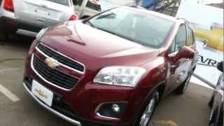 Find Detail Information For Chevrolet Tracker Full 2013 Ficha Tecnica