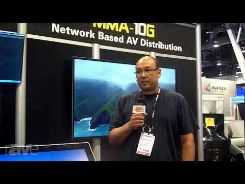 InfoComm 2014: Evertz AV Shows their 10G AV Network