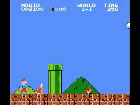 Mario Jump - Mario Jump Glitch - User video