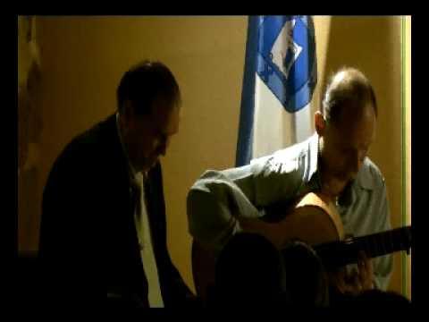 Cante por Peteneras, José Domínguez