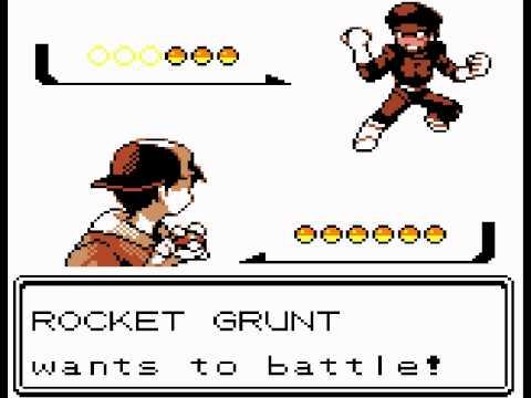 Team Rocket Grunt Wants to Battle Team Rocket Grunt