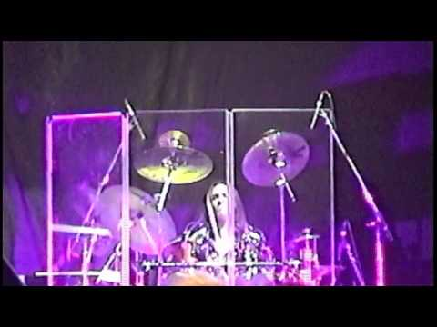 Drum Cam & Audience Cam views of a Cherie Concert
