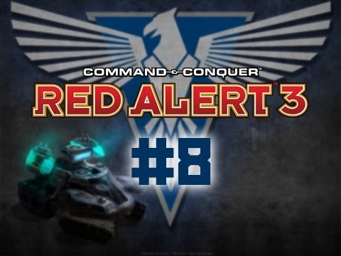 Red Alert 3 Let's Play - Allies - Havana - The Great Bear Trap