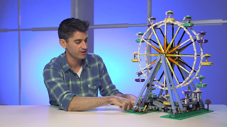 Ferris Wheel - LEGO Creator - 10247 - Designer Video