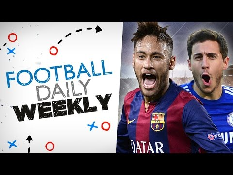 NEYMAR vs HAZARD - who's better? | #FDW Q+A