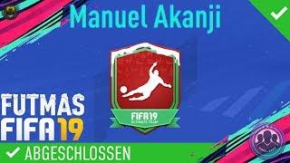 FUTMAS SBC! MANUEL AKANJI SBC! [BILLIG/EINFACH]   GERMAN/DEUTSCH   FIFA 19 ULTIMATE TEAM