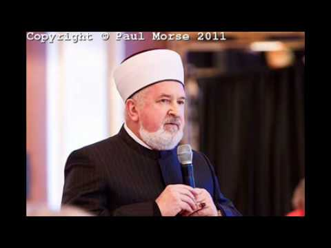 Grand Mufti of Bosnia delivers remarks at 2011 US Islamic World Forum