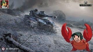 World of Tanks - Bat.-Châtillon 25 t Марафон на 10ку