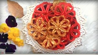 ফুলঝুড়ি পিঠা || Bangladeshi Pitha Recipe || How to make fuljhuri pitha