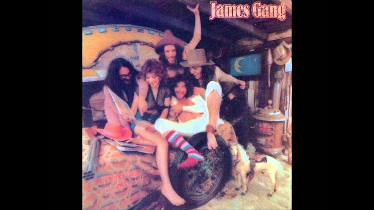 James Gang Bang, 1973.Track 05: Ride The Wind - YouTube