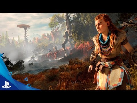 Horizon Zero Dawn 'The Machines' | PSX16