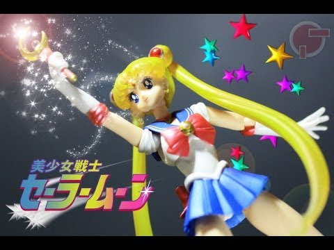 Toy Review: S.H. Figuarts Sailor Moon