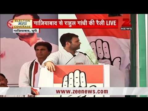 Rahul Gandhi condemns Imran Masood`s statement against Narendra Modi