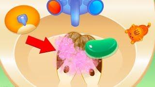 Duddu My Virtual Pet/Wheels on the bus nursery rhymes Littlebabybum Five little ducks