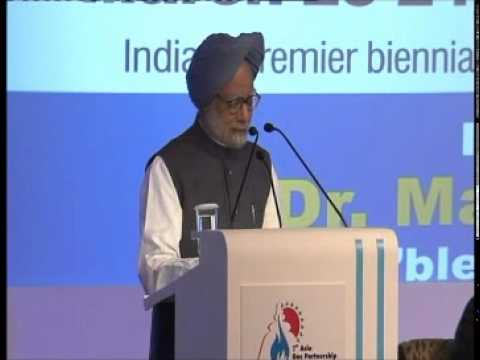 Prime Minister Mr. Manmohan Singh on demand of Natural Gas in India