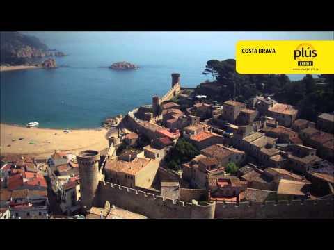 Spain, Costa Brava summer travel promo video 2013