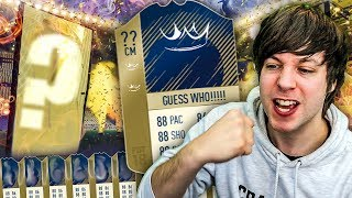 90 RATED ICON GAME CHANGER!!!! - FIFA 18 PACK OPENING