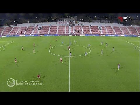 لخويا 3-1 العربي ( الملخص Highlights )