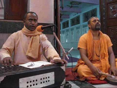 Bharat Sevashram Sangha Bhajan video