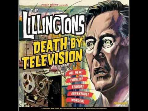 The Lillingtons - Robots In My Dreams