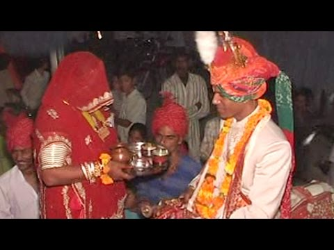 Rajasthani Wedding Songs | Baye Baye Ke Jariyo | Mathura Devi | Rajasthani Marriage Song video