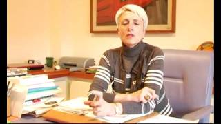 Rossana Mori - Sindaco di Montelupo Fiorentino