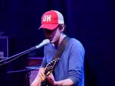 Jason Mraz - The Remedy (acoustic T5) video