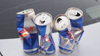 See What Happens If You Fill Up A Car With Energy Drink You Won 39 T Believe What Happened