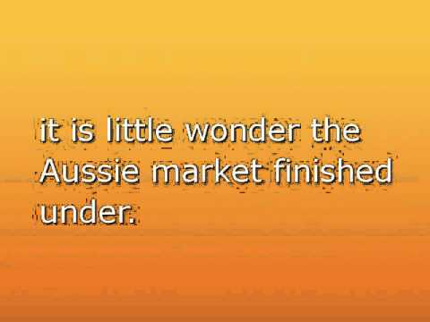 The Australian Share Market and Asian Stocks - www.tradingandinvesting4u.com