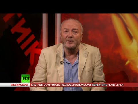 Sputnik with George Galloway and Joseph Hayat - Episode 35 - 19th July 2014