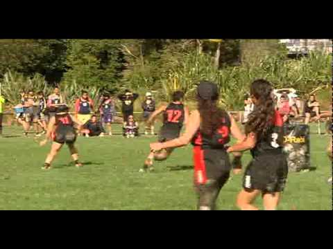 Secondary schools battle it out for ki-o-rahi supremacy