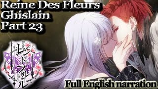 Reine Des Fleurs - The Ghislain Part 23 (English narration)(PS Vita)