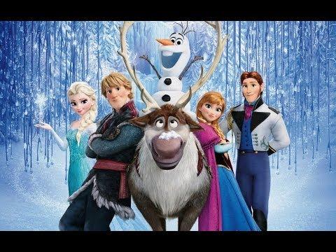 Hazme un muñeco de nieve LETRA Frozen ESPAÑOL ESPAÑA