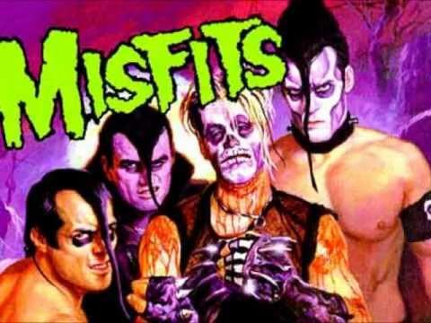 Misfits - Saturday Night