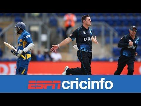 New Zealand v Sri Lanka | ICC Champions Trophy | The Huddle