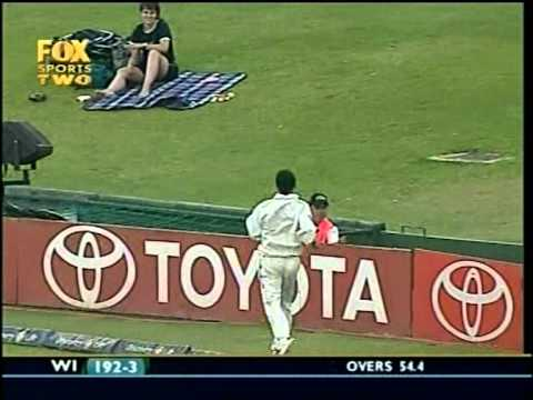 Chris Gayle 107 vs South Africa 2003/04