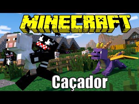 Caçada ao Pato - Minecraft