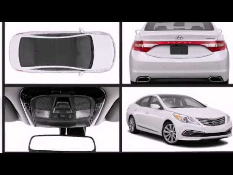 2015 Hyundai Azera Video