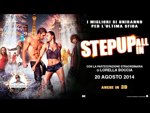 STEP UP ALL IN - Trailer Italiano HD