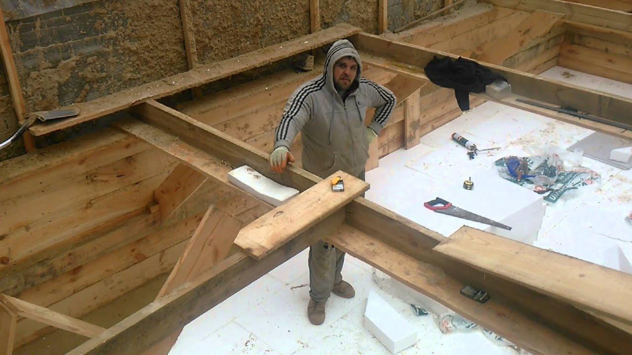 Строим дом своими руками в ютубе 948