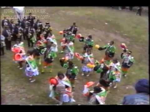 fiesta patronal de yanec 2008 san pedro de cajas- tarma-JUNIN-PERU