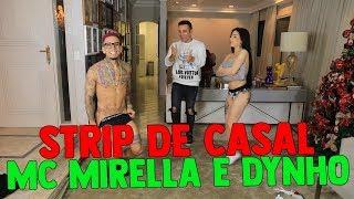Strip De Casal Com Mc Mirella E Dynho Alves Hottelmazzafera