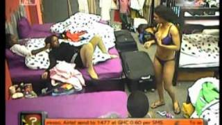 Big Brother Africa Amplified-   Bra Size
