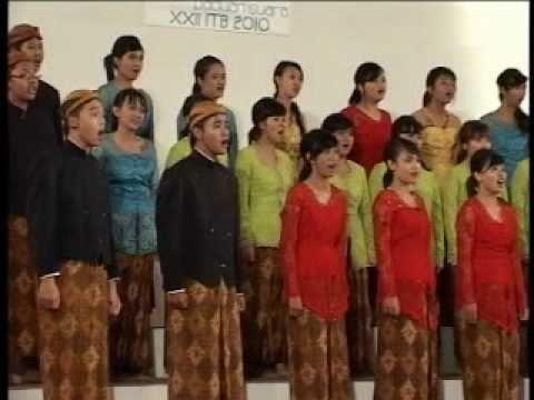 PS SMAK Santo Albertus Malang - Ugo-Ugo (FPS ITB XXII 2010)