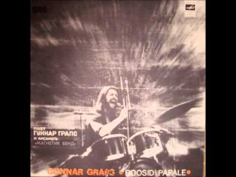 Gunnar Graps & Magnetic Band- Roosid Papale
